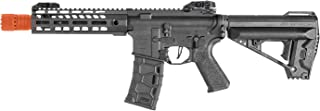Elite Force Avalon Saber M-LOK Gen2 AEG 6mm BB Rifle Airsoft Gun, Black, Saber CQB