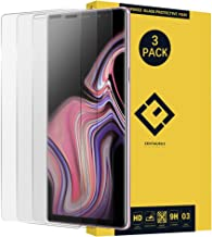 Replacement for Galaxy Note 8 9 Soft Hydrogel Screen Protector, (3 Pack) Ultra-Thin HD Clear Full Coverage Screen Protector Film fit Samsung Galaxy Note 8 SM-N950 / Note 9 SM-N960 (Not Glass)