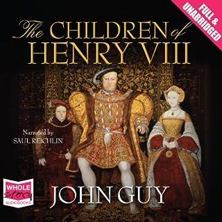 The Children of Henry VIII cover art
