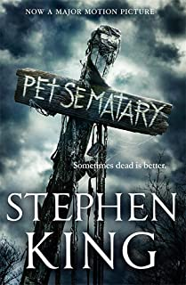 Pet Sematary: King s #1 bestseller   soon to be a major motion picture