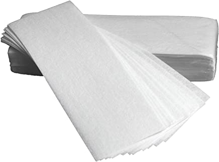 Paper Wax Waxing Strips - Pack of 100