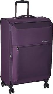 سامسونايت 72H DLX حقيبة سفر بولي امايد أرجوانية متوسطة الحجم معتمدة من إدارة أمن المواصلات DC6081002