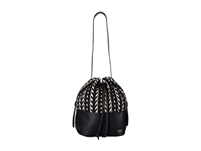 Roxy Local Love Bucket Bag (Anthracite) Handbags