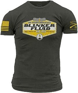 Grunt Style Motorsports - Blinker Fluid Men's T-Shirt