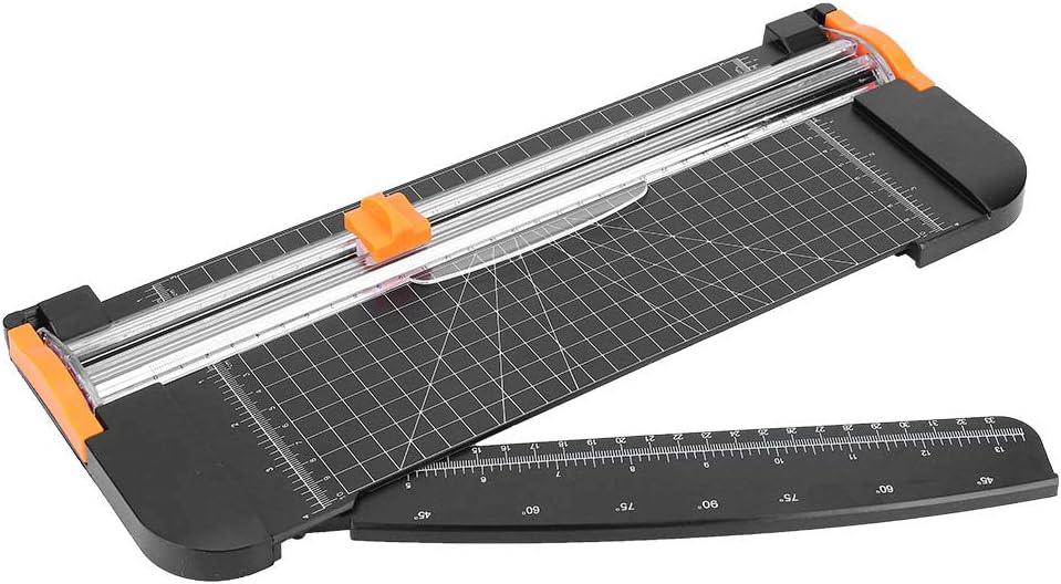 keyren Paper Cutting Machine Sliding L Practical Max 49% OFF Trimmer price Photo