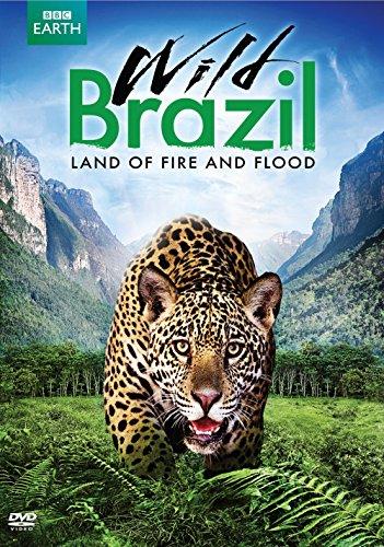 Wild Brazil- Land of Fire and Flood(DVD)