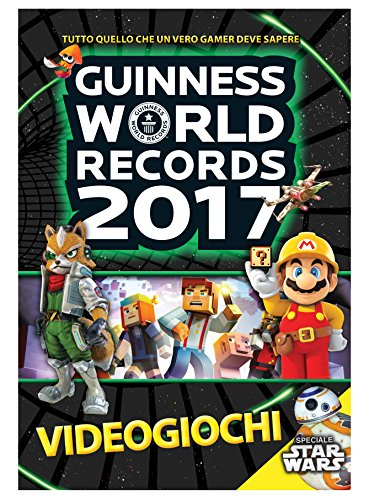 Guinness World Records 2017. Videogiochi