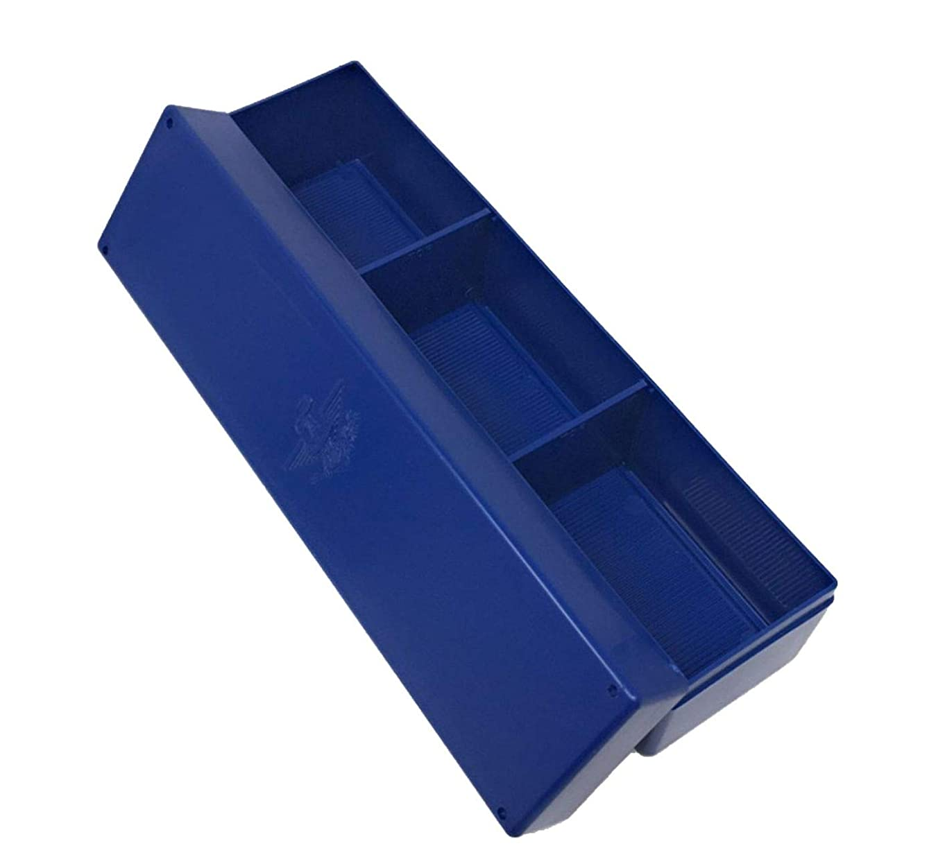 Plastic 2x2 Coin Storage Box
