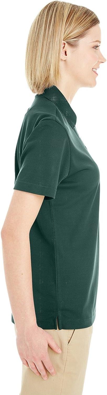 Ash City Core 365 Ladies Origin Performance Piqué Polo with Pocket XL Forest 630