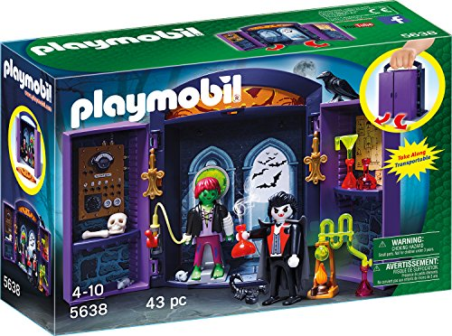 Playmobil 5638 - Monsterburg, Aufklapp-Spiel-Box
