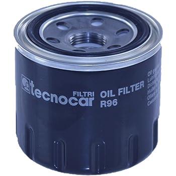 TECNOCAR-PURFLUX TCR126 Filtro Olio