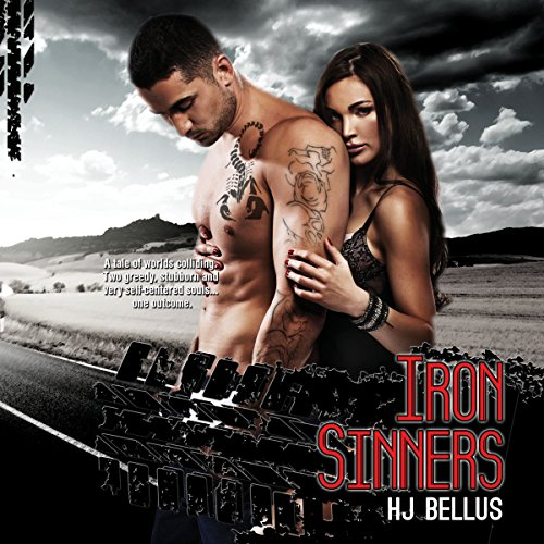 Iron Sinners                   By:                                                                                                                                 HJ Bellus                               Narrated by:                                                                                                                                 Nikki Diamond                      Length: 4 hrs and 27 mins     1 rating     Overall 3.0