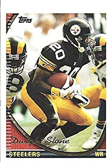 DWIGHT STONE - 1994 TOPPS FOOTBALL CARD #73 (PITTSBURGH STEELERS) FREE SHIPPING