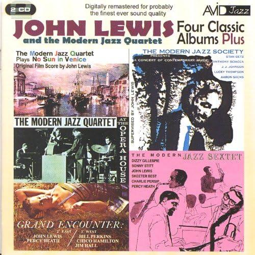 John Lewis & The Modern Jazz Quartet