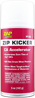 Pacer Technology (Zap) PT50 Zap Adhesives Zip Kicker Aerosol 5 oz