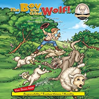 The Boy Who Cried Wolf!     Sommer-Time Story Classic Series              Written by:                                                                                                                                 Carl Sommer                               Narrated by:                                                                                                                                 Carl Sommer                      Length: 11 mins     Not rated yet     Overall 0.0