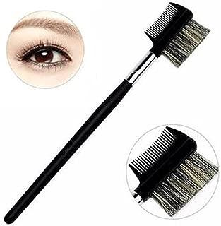 Pro Eyebrow Eyelash Dual-Comb Extension Brush/Cosmetic Makeup Beauty Tool(5 pcs)