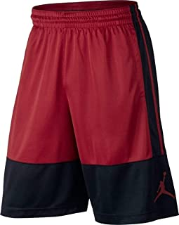 Nike Air Jordan Rise Red/Black Men's Basketball Shorts