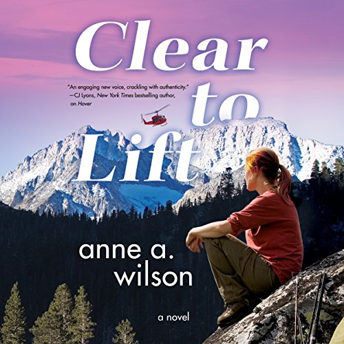 Clear to Lift audiobook cover art