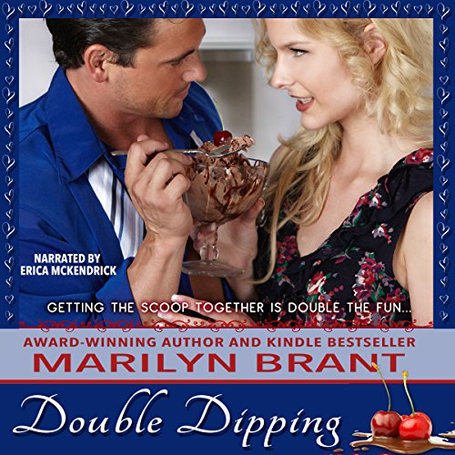 Double Dipping audiobook cover art