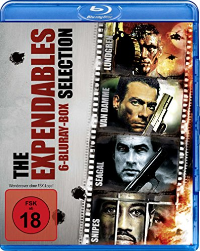 The Expendables - Selection-Box [Blu-ray]