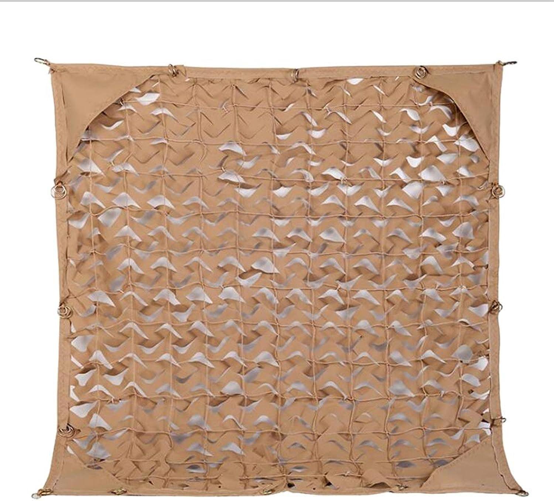 HAIZHEN Desert Military Camo Netting Camo Net Ideal für Sonnenschutz Camping Military Party Dekorationen anpassbar (Farbe   A, gre   3×10m)
