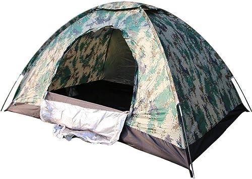 PsetYsail Camouflage numérique en Plein air de Camouflage de Camping en Plein air pour équipement de Plein air équipement de Plein air imperméable, Camouflage numérique, Tente de 200  150CM