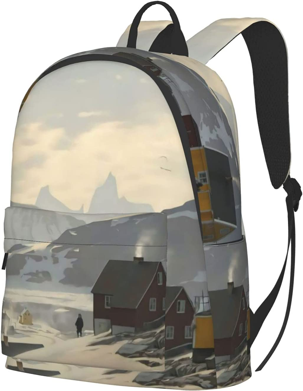 Large Capacity Nashville-Davidson Mall Backpack Department store Water-Resistant Purse Small Sho