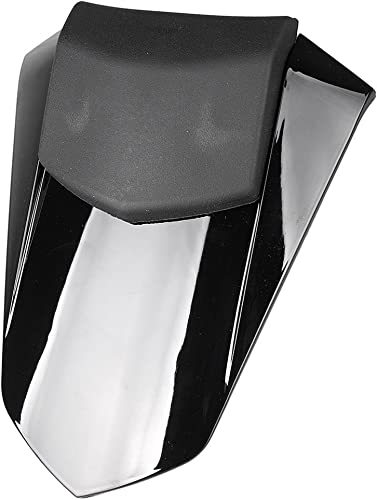 high quality Mallofusa Motorcycle Rear Seat Cowl Cover online Compatible for Yamaha YZF online sale R1 2007 2008 Black outlet online sale