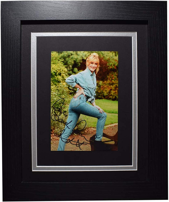 Sportagraphs Sarah Lancashire Signed 10x8 Framed Photo Autograph Display Happy Valley TV COA