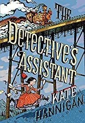 The Detective's Assistant, a middle grade detective novel