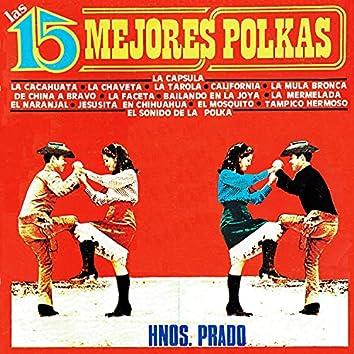 Las 15 Mejores Polkas