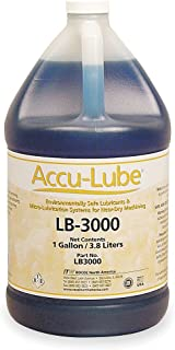 ACCU-LUBE Metalworking Lubricant - MFR : LB-3000 Container Size: 1 Gallon