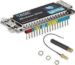 HiLetgo SX1276 ESP32 LoRa Kit Bluetooth 4.2+WiFi+LoRa LoRaWAN Wireless Communication Development Board with 0.49