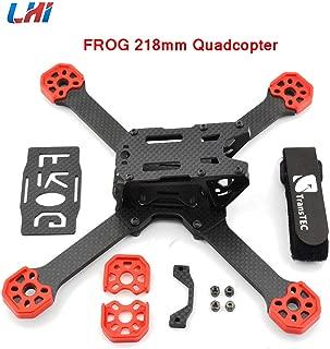 Mini 218mm X Quadcopter TransTEC Frog Lite Frame Aluminum Frame Kit for DIY RC FPV Racing Drone High-Strength Lightweight F21375