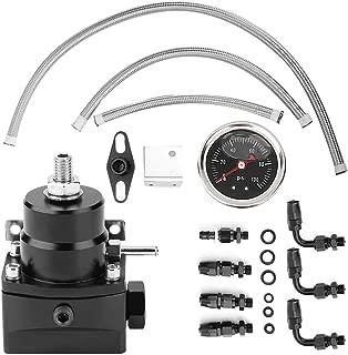 Best fuel regulator with gauge Reviews