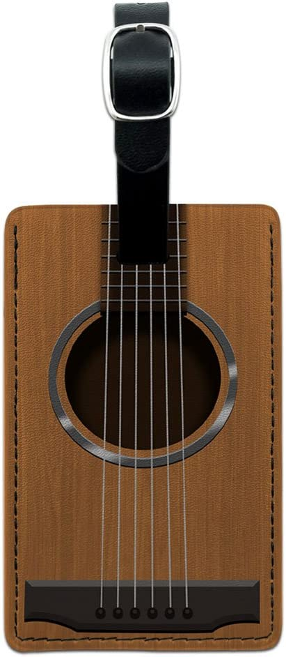 Graphics More Acoustic Guitar Strings Luggage Leather Id S sold Great interest out Tag