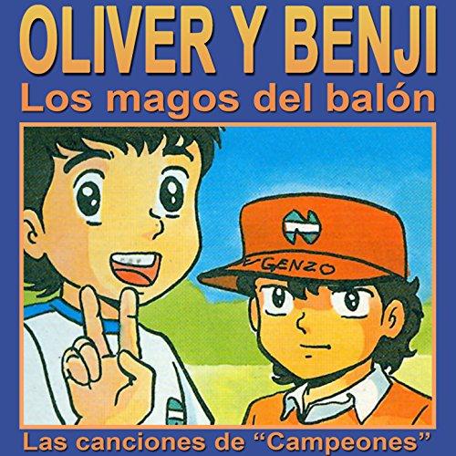 Oliver y Benji, Las Canciones de Campeones (Music from the Original TV Series)