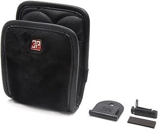 sourcing map 1 Stück Schwarz Telefon Aufbewahrungstasche Tasche Halter Tasche für Auto
