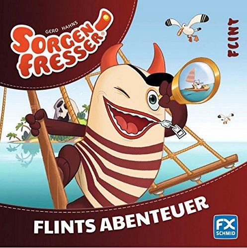 ravensburger buc SORGENFRESSER: FLINT