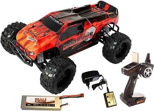 DF Models 3076 - Hot Hammer 5 - RTR Brushless Truck 1 10XL