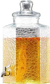 Amazon.es: botellas de cristal con grifo