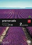Méthode de français. 2 ESO. Promenade - 9788467578003