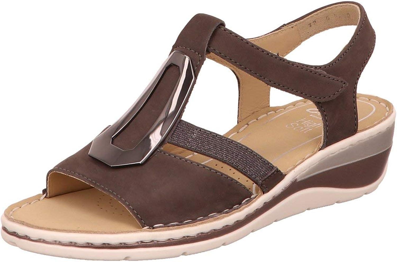 ARA Damen Sandaletten 12-16386-05 grau 623555 623555  Online Einkaufen