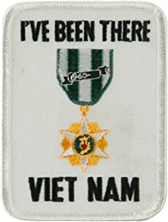 Retired Embroidered Military Patch - Vietnam W01S15B