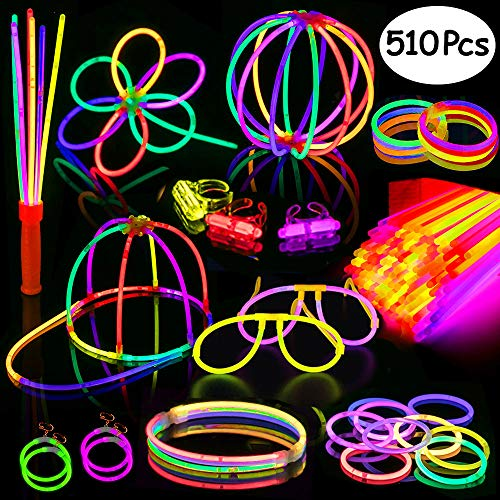 Glow Stick Earrings - 2
