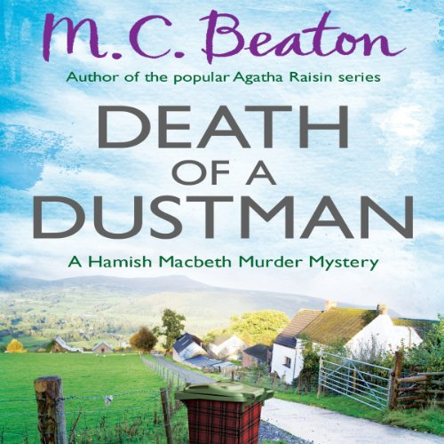 Death of a Dustman audiobook cover art