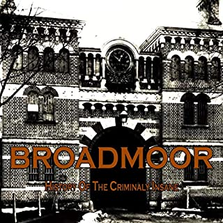 Broadmoor audiobook cover art
