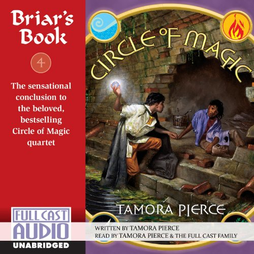Briar's Book audiobook cover art