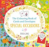 National Trust: The Colouring Book of Cards and Envelopes: Special Occasions